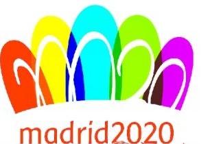 西班牙2020年第32届奥运会申办标识好看吗?